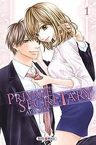 Private Secretary, tome 1 par Aya Oda