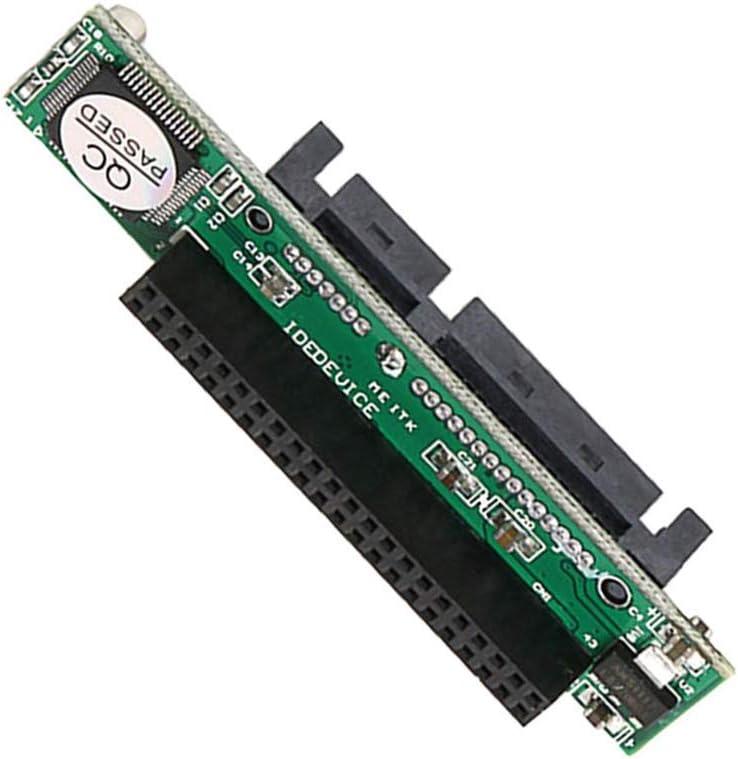 SeaStart Adaptador IDE SATA Disco Duro 22 Pin Material PCB para ...