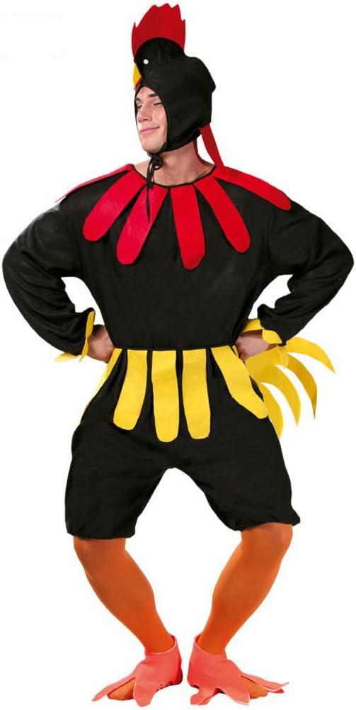 Disfraz de gallo negro: Amazon.es: Juguetes y juegos