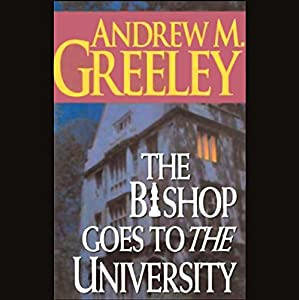 The Bishop Goes to the University Audiobook