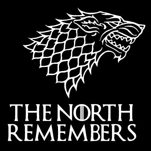 Risultati immagini per the north remembers