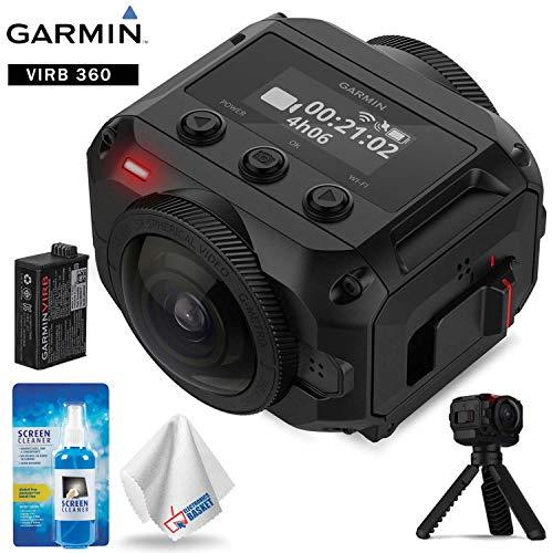 Garmin VIRB 360 Action Camera Base Accessory Kit