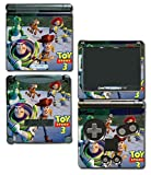Toy Story 1 2 3 4 Buzz Lightyear Woody Mr Potato Head Rex Video Game Vinyl Decal Skin Sticker Cover for Nintendo GBA SP Gameboy Advance System