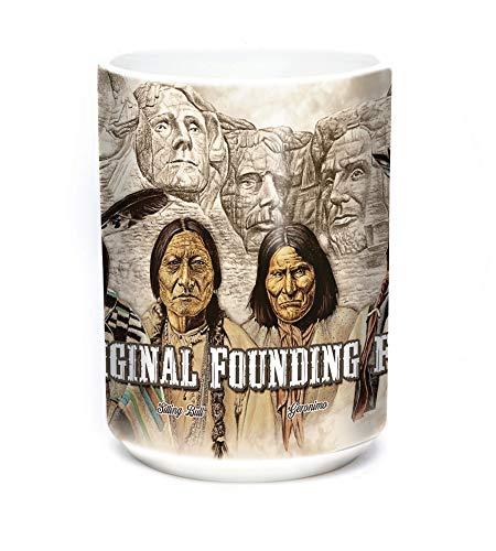 The Mountain Unisex-Adult's The Originals Coffee Mug, white 15 oz