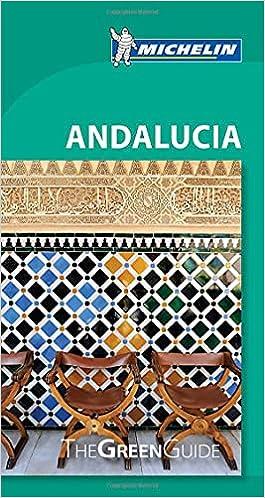 Andalucia - Michelin Green Guide: The Green Guide (Michelin Tourist Guides)