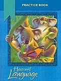 Harcourt School Publishers Language: Practice Workbook Grade 2