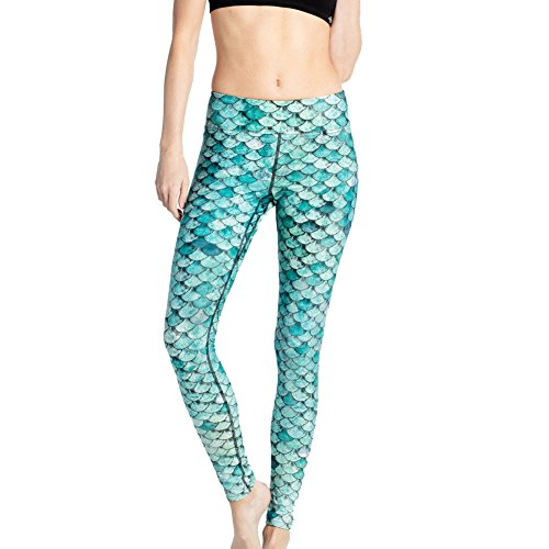 be90edae3b9989 We Analyzed 3,920 Reviews To Find THE BEST Mermaid Fish Scale Legging