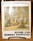 img - for Minor and modern festivals (Popular history of Jewish civilization) book / textbook / text book