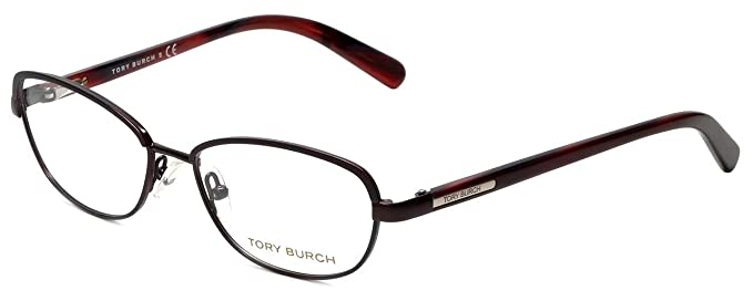 Amazon.com: Tory Burch ty1019 anteojos 368 Ciruela Demo ...