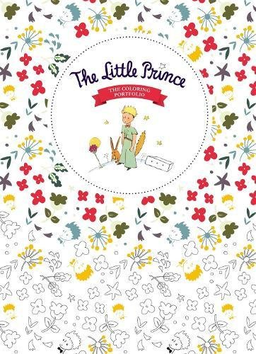 The Little Prince coloring book: The coloring book