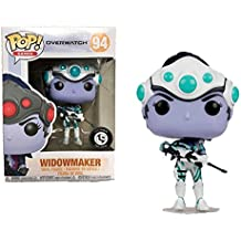 Funko POP Games: Overwatch - Widowmaker #94 - Loot Crate Exclusive