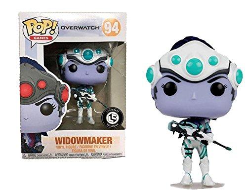Funko POP Games: Overwatch - Widowmaker #94 - Loot Crate Exclusive