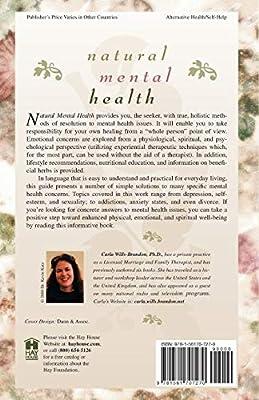 Understanding good mental health