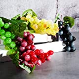 Toopify 10 Bunches Artificial Grapes, Simulation