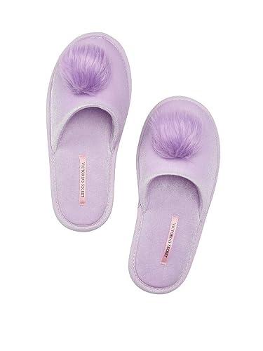 Victorias Secret Slippers L Clothing, Shoes & Accessories