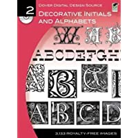 Decorative Initials and Alphabets