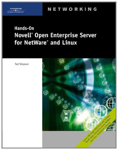 Hands-On Novell Open Enterprise Server for Netware and Linux by Brand: Cengage Learning