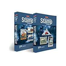 Scott 2019 Standard Postage Stamp Catalogue Volume 2: Countries of the World C-F: Scott 2019 Volume 2 Catalogue: C-F Countries of the World (Both Part 2a & 2b)