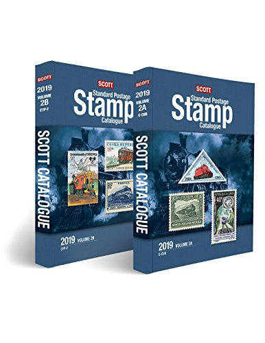 2019 Scott Standard Postage Stamp Catalogue - Volume 2 (C-F) (Scott Catalogues)