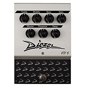 diezel vh4 guitar distortion effects preamp guitar effects pedal musical instruments. Black Bedroom Furniture Sets. Home Design Ideas