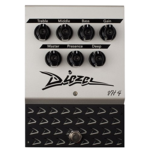 Diezel VH4 Guitar Distortion Effects Preamp Guitar Effects Pedal