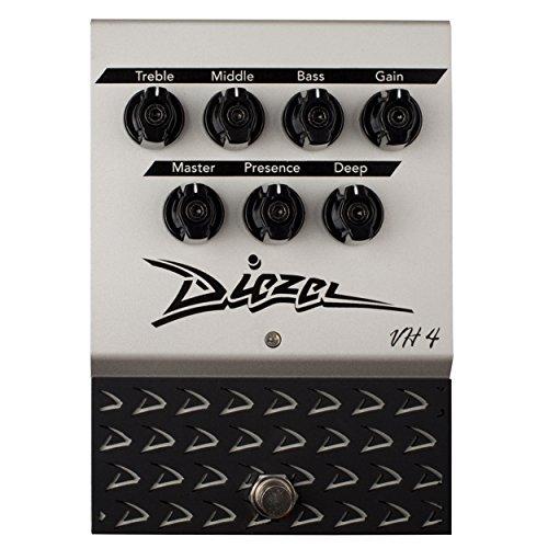 (Diezel VH4 Guitar Distortion Effects Preamp Guitar Effects Pedal )