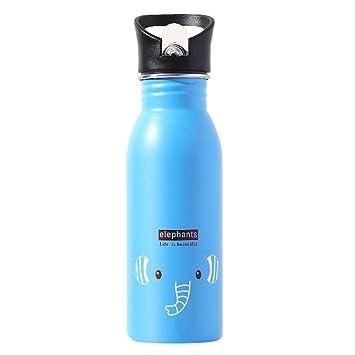 Botella de Agua con Aislamiento al vacío de Acero Inoxidable ...