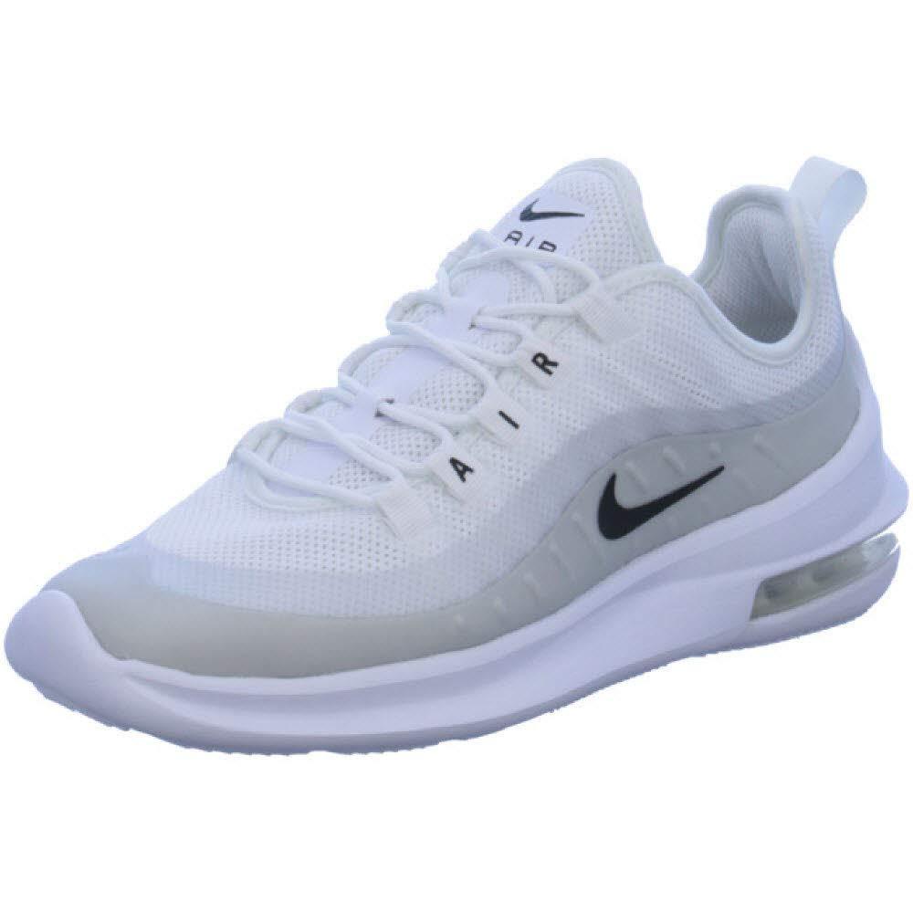 Nike Wmns Air MAX Axis, Hausschuhe de Running para damen Weiß (Weiß schwarz Lt Bone 105)