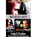 Mystery/Thriller Box Set: Jenna James Legal Thriller, Catherine Mans Psychic Suspense, Jacody Ives Mysteries