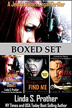 Mystery/Thriller Box Set: Jenna James Legal Thriller, Catherine Mans Psychic Suspense, Jacody Ives Mysteries by [Prather, Linda S.]