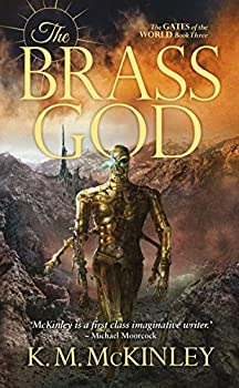 The Brass God by K.M. McKinley