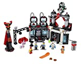 LEGO Movie Lord Business Evil Lair Includes 6 minifigures