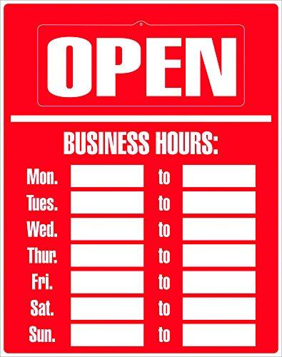 Cosco Sign, Reverse Open/Closed (098072)