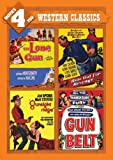 Movies 4 You: Western Classics (The Lone Gun, Ride Out For Revenge, Gunsight Ridge & Gun Belt) by Shout! Factory