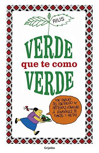 Verde que te como verde (Colección Rius) (Spanish Edition) by [Rius