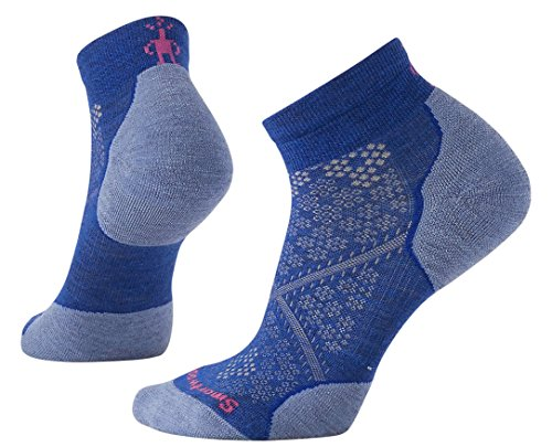 Smartwool Women's PhD Run Light Elite Low Cut Socks Medium