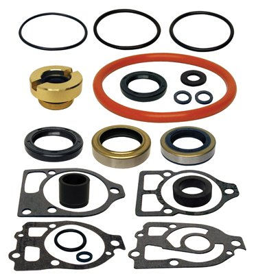 MERCRUISER ALPHA ONE LOWER UNIT GEARCASE SEAL KIT | GLM Part Number: 87510; Sierra Part Number: 18-2652; Mercury Part Number: 26-33144A2