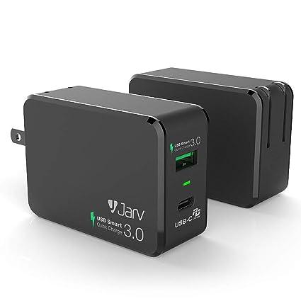 Amazon.com: Jarv - Cargador de sobremesa con 2 puertos USB ...