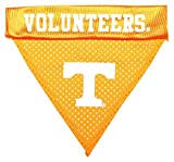 Pet Goods NCAA Tennessee Volunteers Collar Bandana, One Size