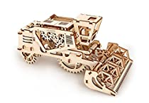 Mechanical 3d Combine Puzzle by UGEARS