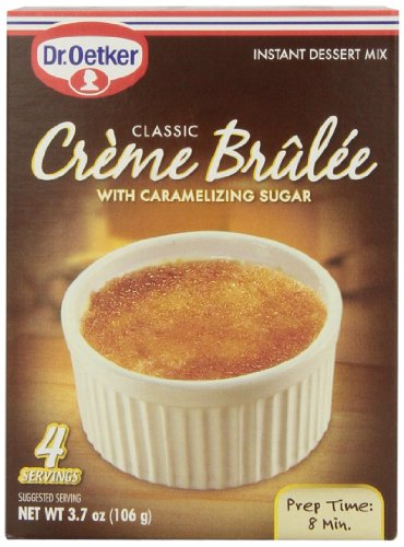 (Creme Brulee Mix (3.7 ounce) )