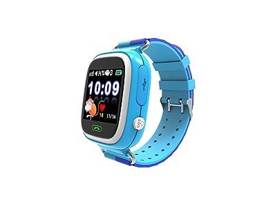 Inkasus Montre Bluetooth Kid Safe Traceur GPS pour Enfant - Bleue