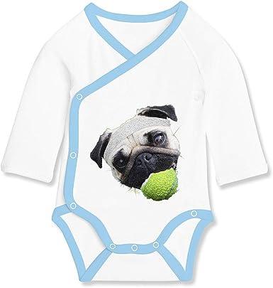 Twisted Envy Boy/'s Super Pug Unleash The Pug Cotton T-Shirt