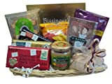 Rosh Hashanah Healthy Gift Basket by Well Baskets
