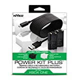 Nyko Power Kit Plus - 2 Pack Rechargeable Battery