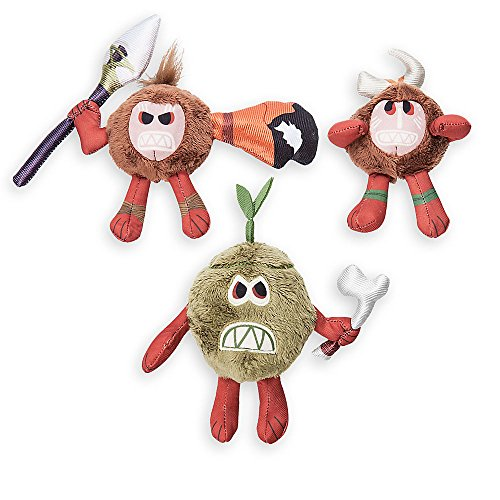 Disney Kakamora Plush Set - Disney Moana