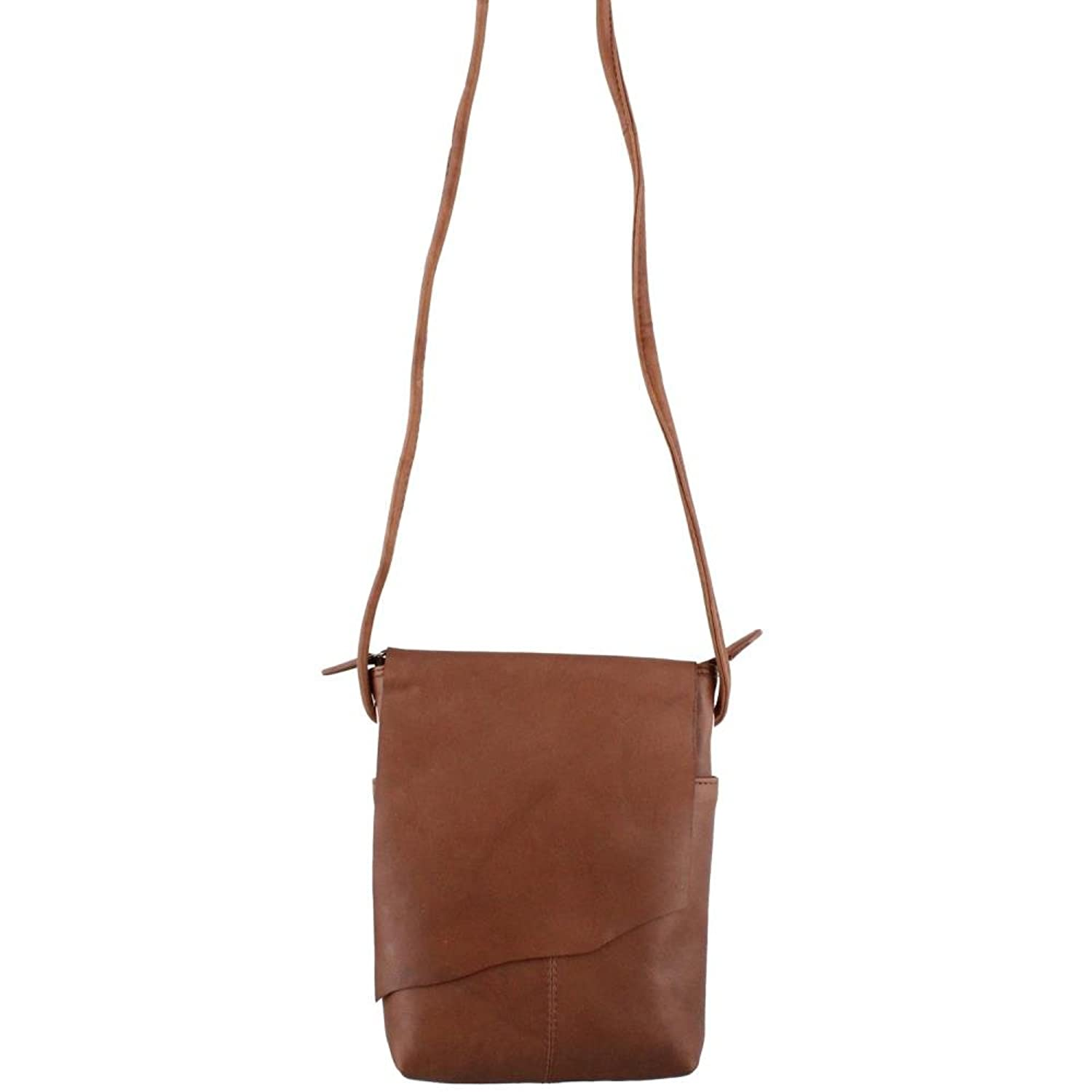 ILI 6647 Mini Sac Cross-body Leather Handbag