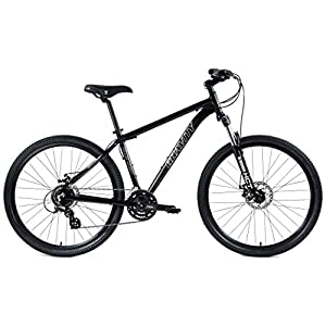 Gravity Basecamp 27.5 Disc Brake Shimano 24 Speed Front Suspension Mountain Bike
