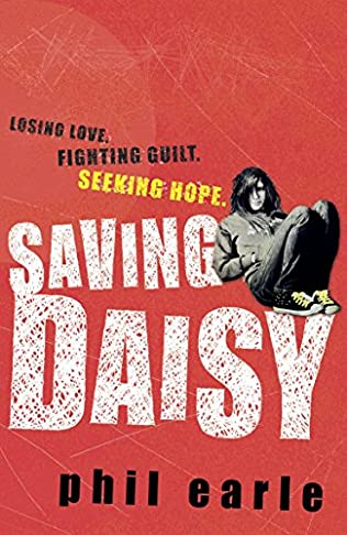 book cover of Saving Daisy
