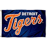 WinCraft Detroit Tigers Flag 3x5 MLB Banner